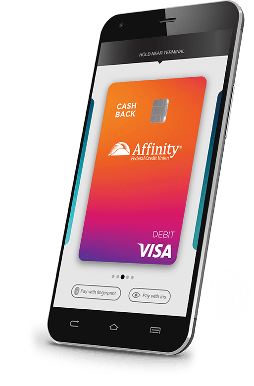 Add your new card to your digital wallet