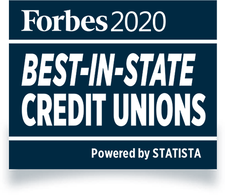 Forbes 2020 Best-In-State Credit Unions Powered by STATISTA