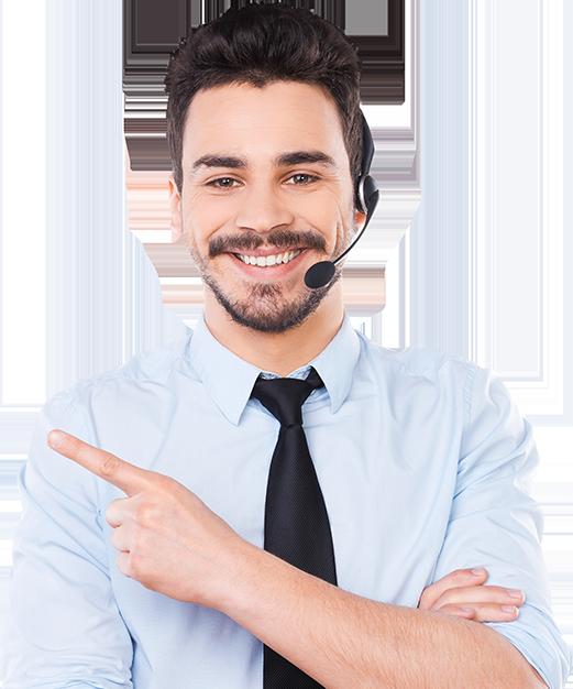 Affinity customer service representative