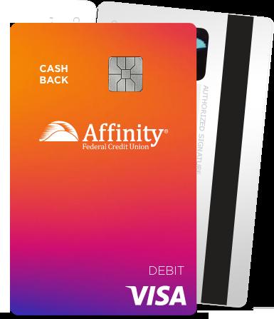 Affinity Debit Card