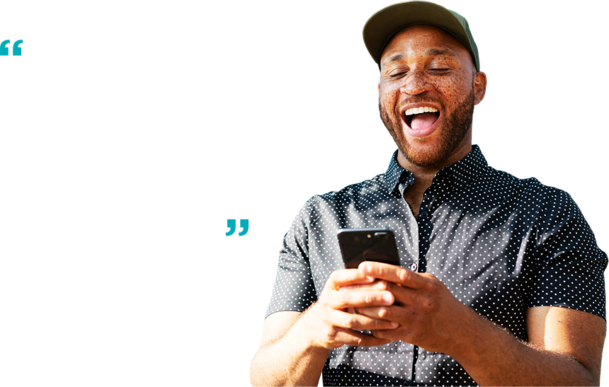 """""""I am very thankful and grateful to Affinity."""" – Rick M."""