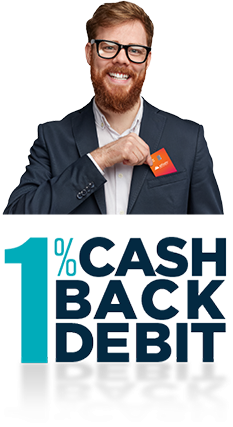 Cash Back Debit